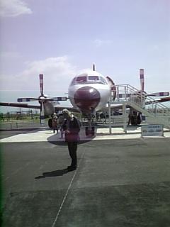 佐賀空港に