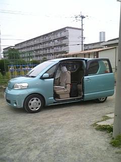 我が家の車