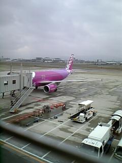 福岡空港第一ターミナルに