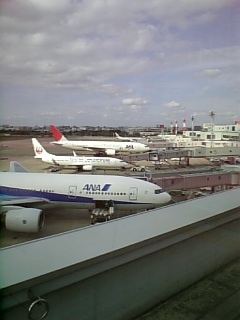 福岡空港の