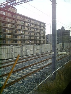 新しい線路