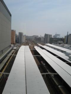 博多駅の…