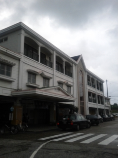 田川伊田駅です