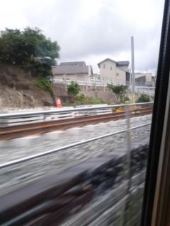 折尾駅の…