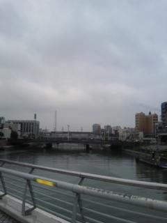 鴎外橋の…