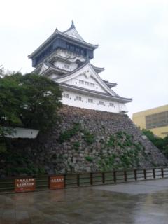 小倉城です