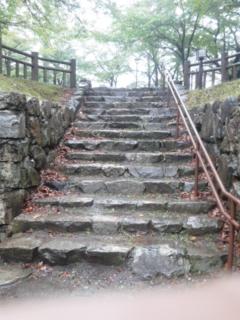 小倉城の裏口