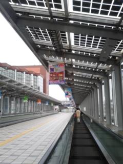 小倉駅の新幹線口から