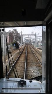 新しい線路が…