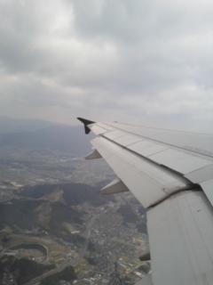 機体が軽いので