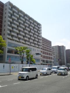 六本松の九州大学の跡地です