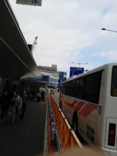 バスやタクシー乗り場も